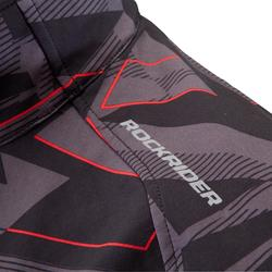 Mountainbikejack ST 500 voor heren zwart/rood