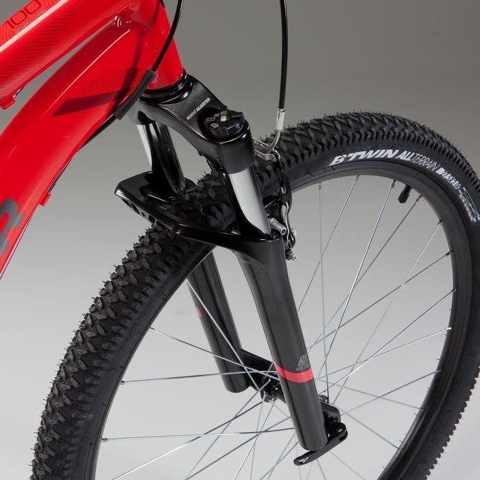 """Mountainbike ST 100 MTB 27,5"""" rot"""