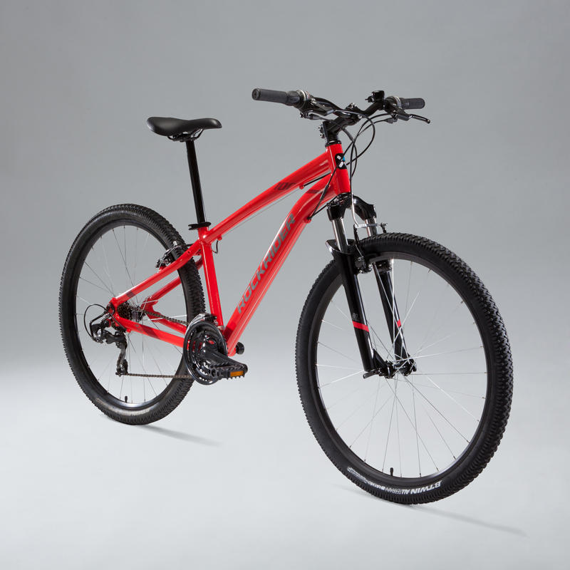 27.5_QUOTE_ U-FIT Mountain Bike ST100 - Red