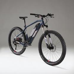 "MTB E.ST 500 dames blauw 27.5"""