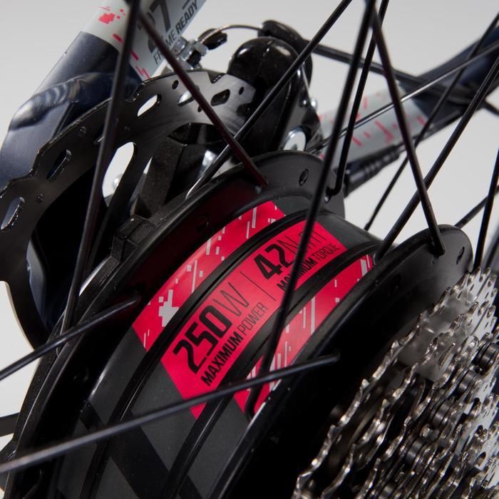 """Elektrische mountainbike dames E-ST 500 blauw 27.5"""""""