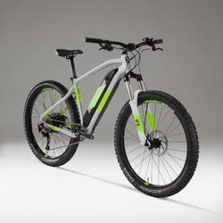 E-MTB E-ST 500 grau/gelb