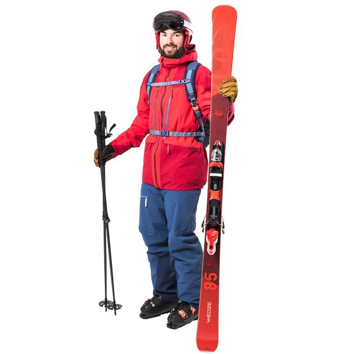 Ski's All mountain heren XLD 900 rood