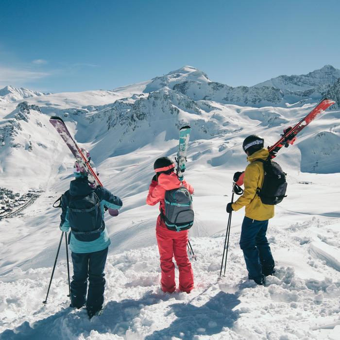 Pantalon de ski All Mountain Femme AM900 Corail