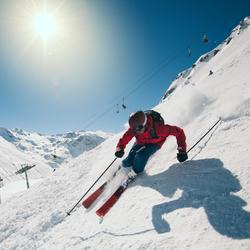 Ski's All mountain heren XLD 900 rood