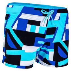 150 C M Men's Swim Shorts - Allnumo Blue