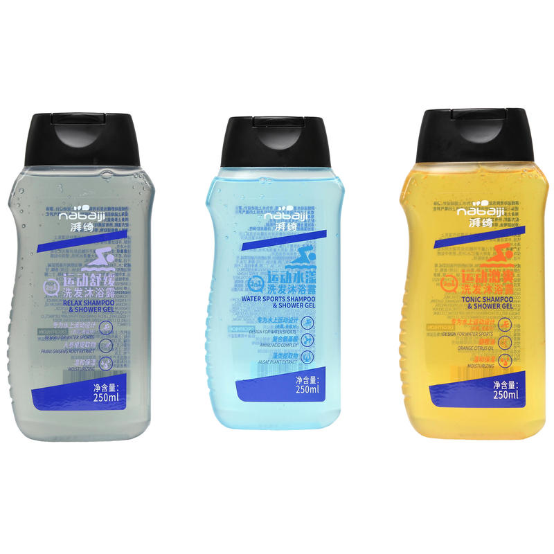 RELAX 3-IN-1 SWIMMING SHOWER GEL - 250 ML