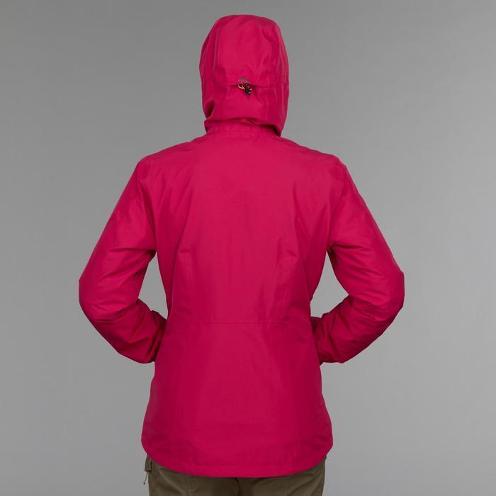 Veste trekking Rainwarm 500 3en1 femme - 1499987
