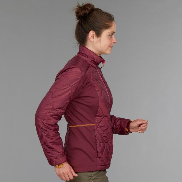 Veste trekking Rainwarm 500 3en1 femme - 1500030