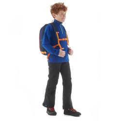 Kids Hiking Fleece MH100 - Blue