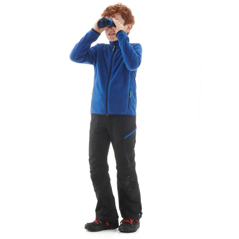 Polar de senderismo infantil H150 Azul marino 7-15 años