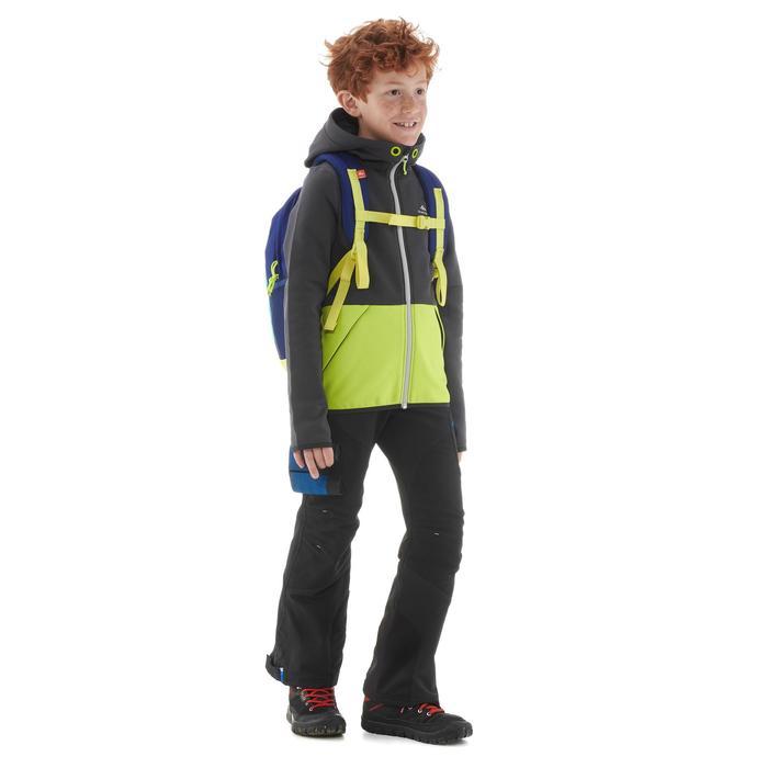 Veste polaire de randonnée Garçon HIKE 550 - 1500441