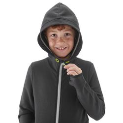Fleecejacke MH500 Kinder grau