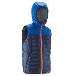 MH 500 blue hiking padded gilet