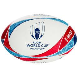 Balón de Rugby Gilbert Réplica Copa Mundial Japón 2019 talla 5