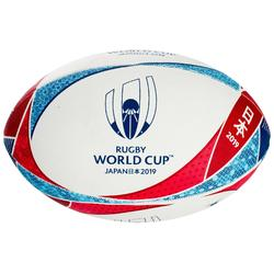 Ballon de rugby supporter replica Coupe du monde Japon 2019 taille 5