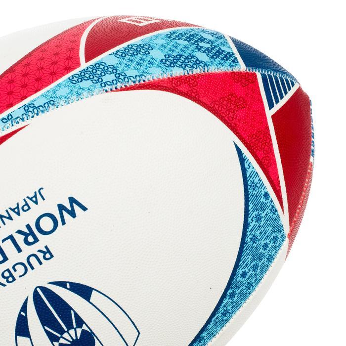Bal replica wereldbeker rugby