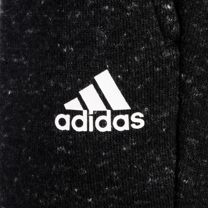 Pantalon 7/8 Adidas 500 Gym Stretching femme gris foncé