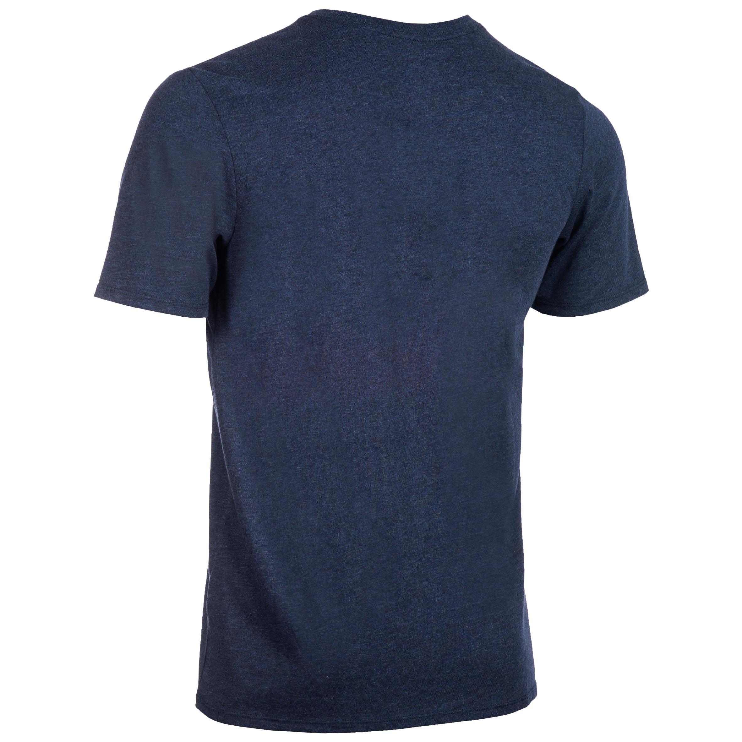 Stretching Homme Gym Bleu Shirt 20 T 500 Dfc Nike I7mbf6gyvY