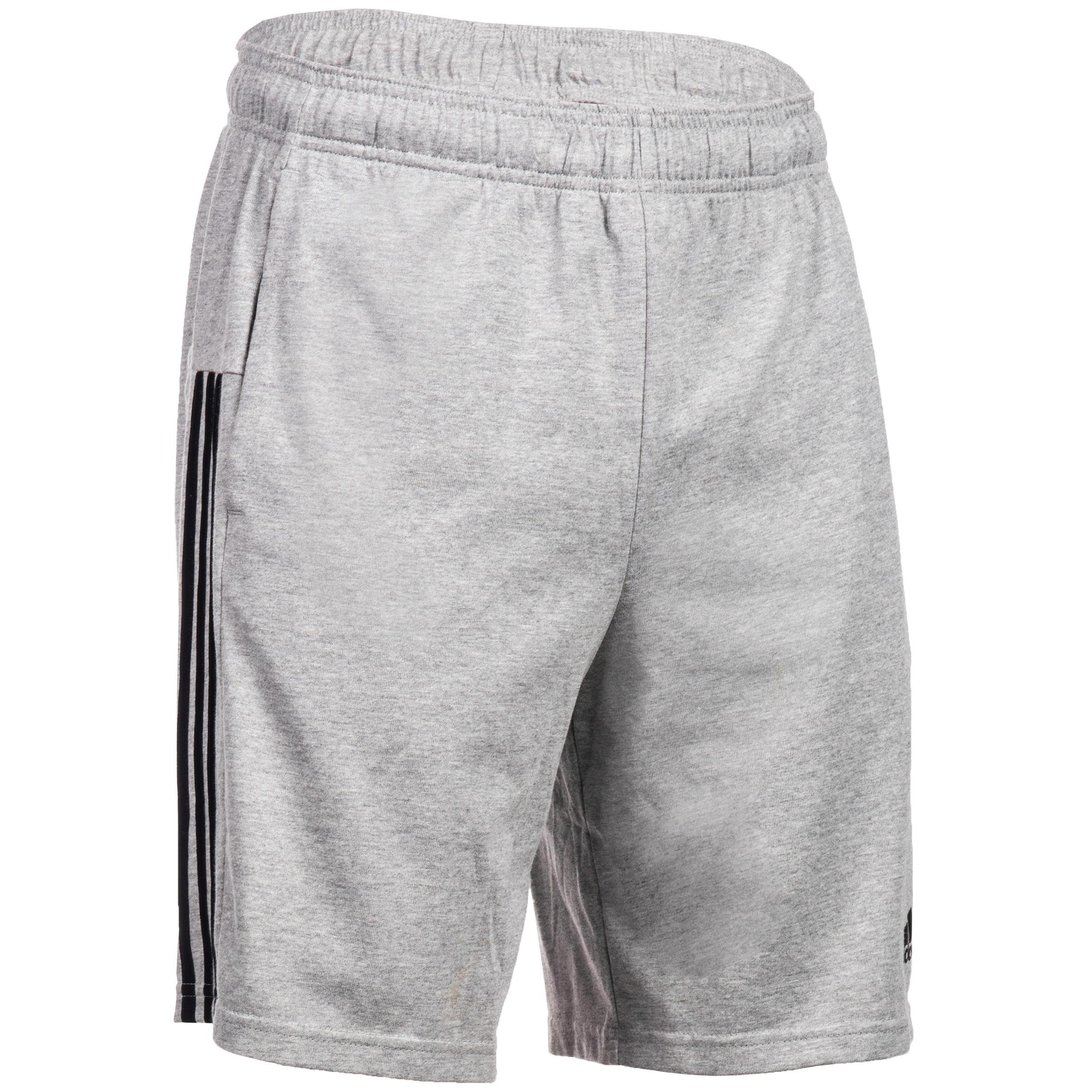 short adidas gris