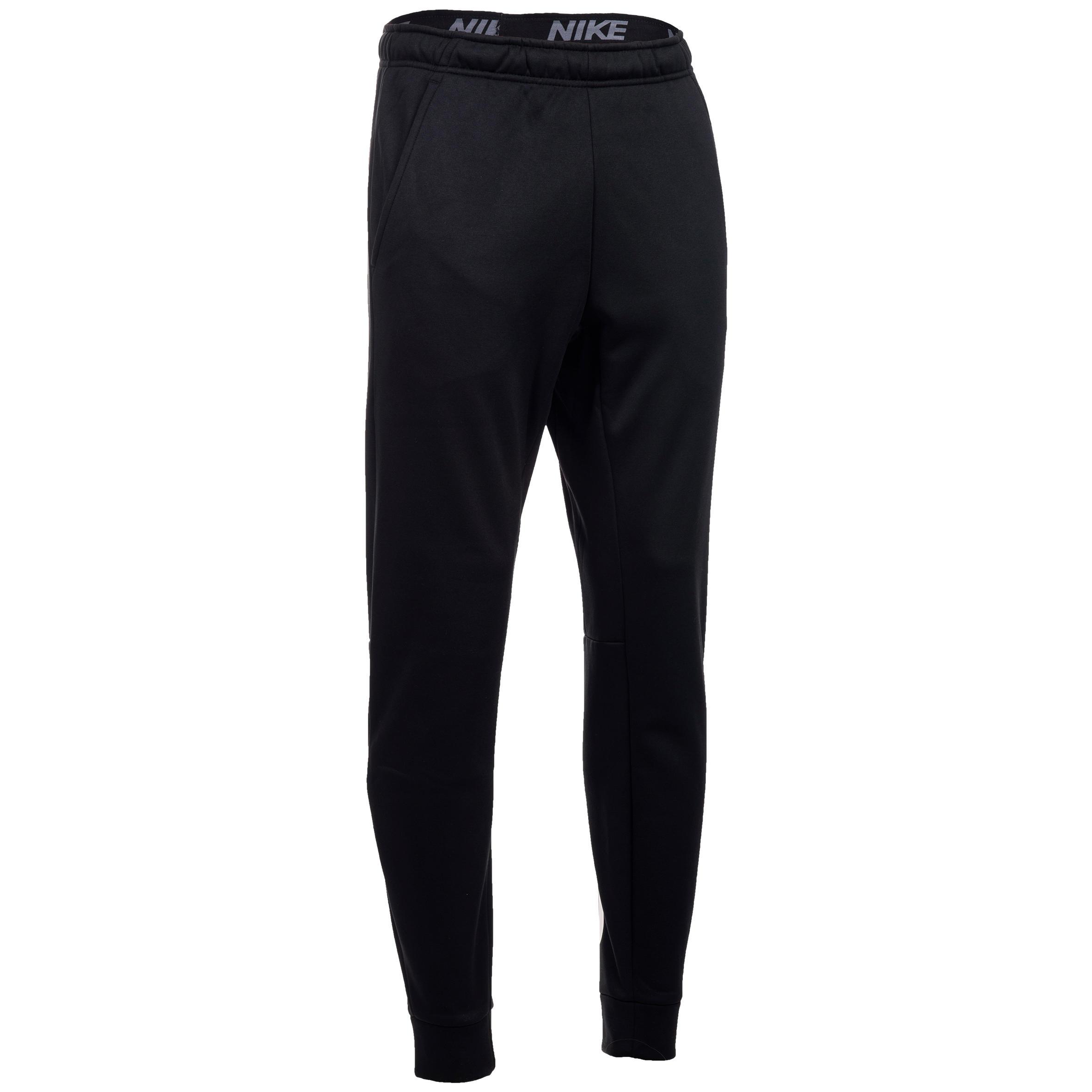 pantalon nike noir homme