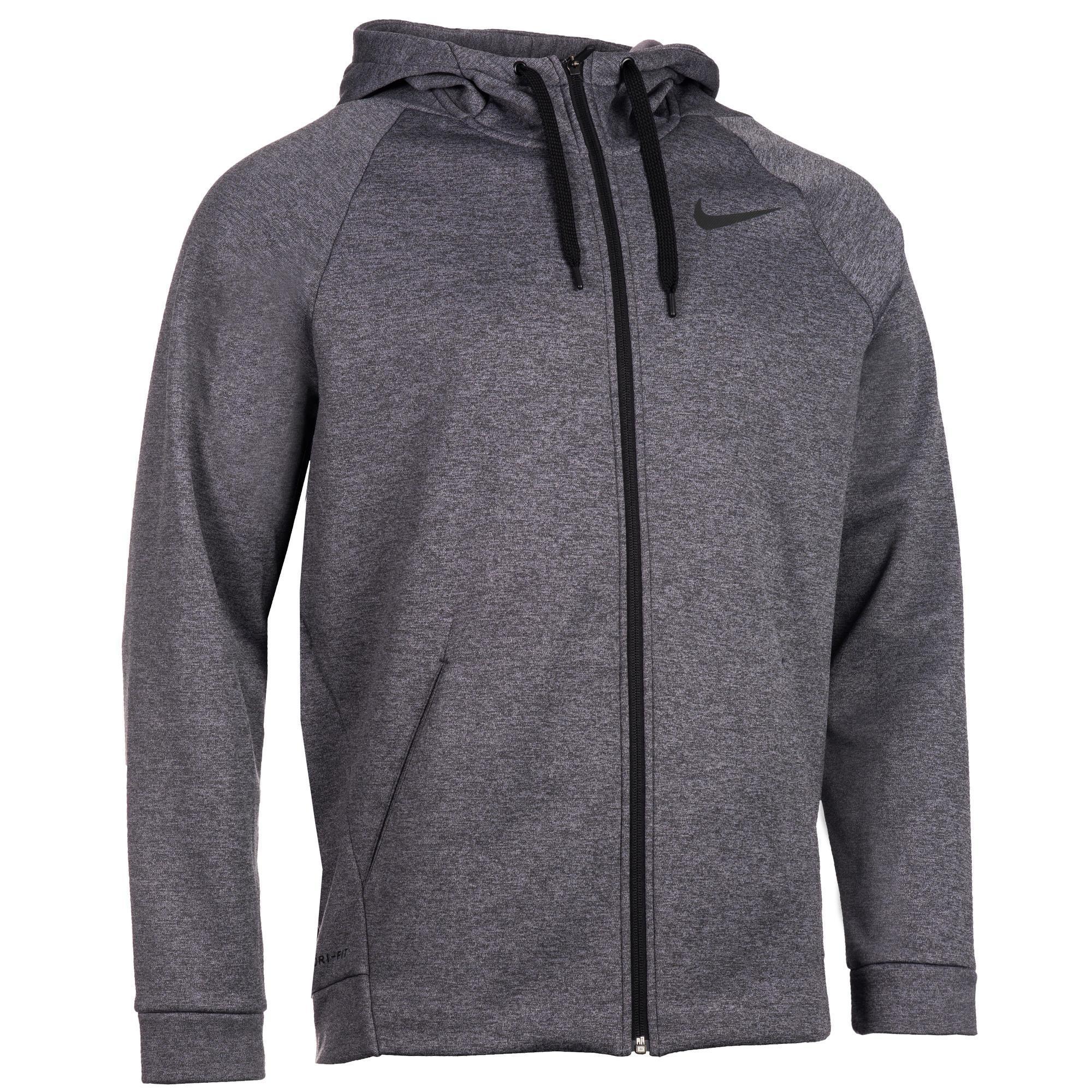 Hoodie Heren Met Rits.Nike Heren Hoodie Met Rits Nike 900 Voor Gym En Stretching Grijs