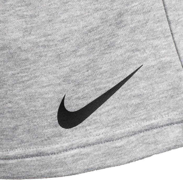 Herenshort Nike 500 voor gym en stretching grijs