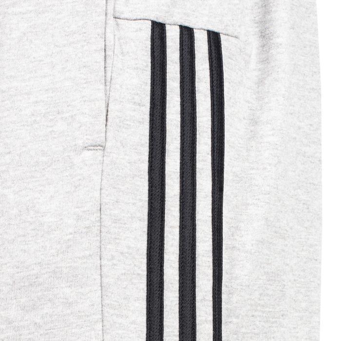 Short Adidas 3S 500 Gimnasia Stretching hombre gris