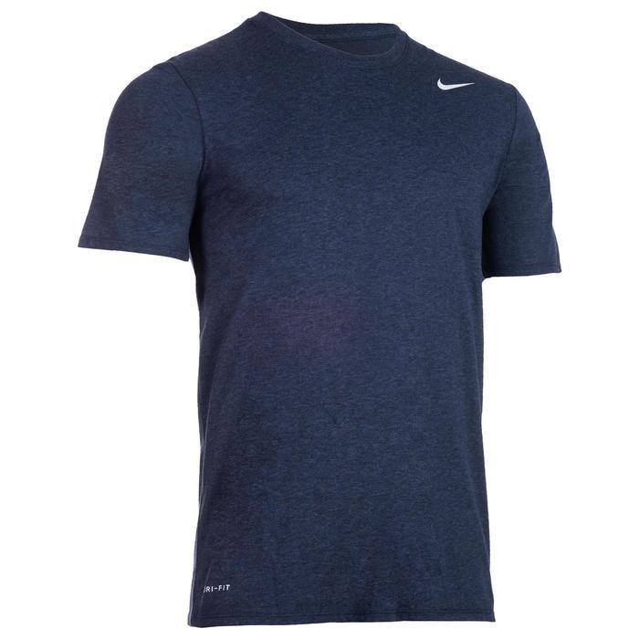 T-shirt DFC 2..0 Nike 500 Gym Stretching homme bleu