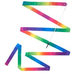 Rhythmic Gymnastics (RG) Ribbon 6 m - Multicoloured