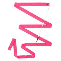 """Ruban de gymnastique rythmique (GR) de 13'1""""  Rose"""