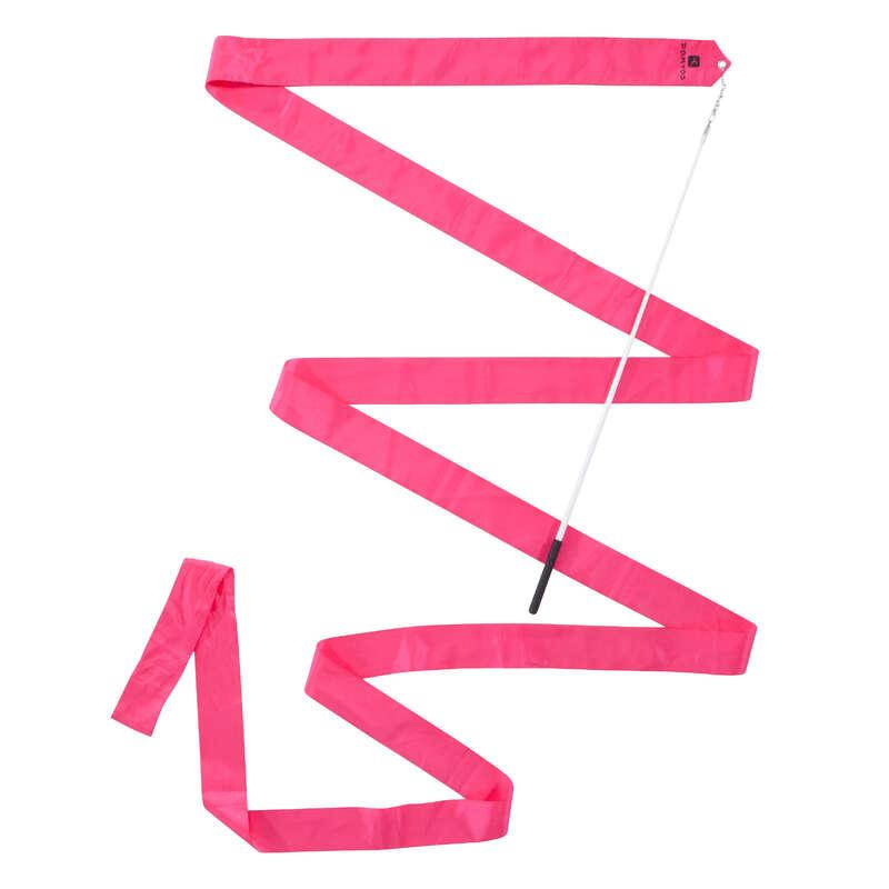 RHYTHMIC GYM APPARATUS, ACCESSORIES Gymnastics - RG Ribbon 4 Metres DOMYOS - Gymnastics