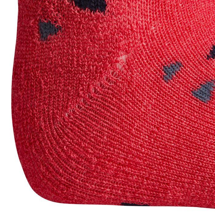 Chaussettes équitation BABY WARM rose