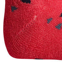 Warm Baby Horse Riding Socks - Pink
