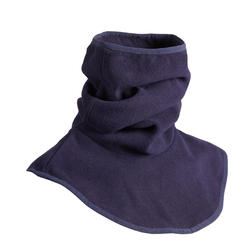 Adult Horseback Riding Fleece Neck Warmer - Navy