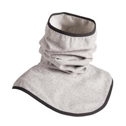Fleece-Rundschal Reiten Erwachsene grau