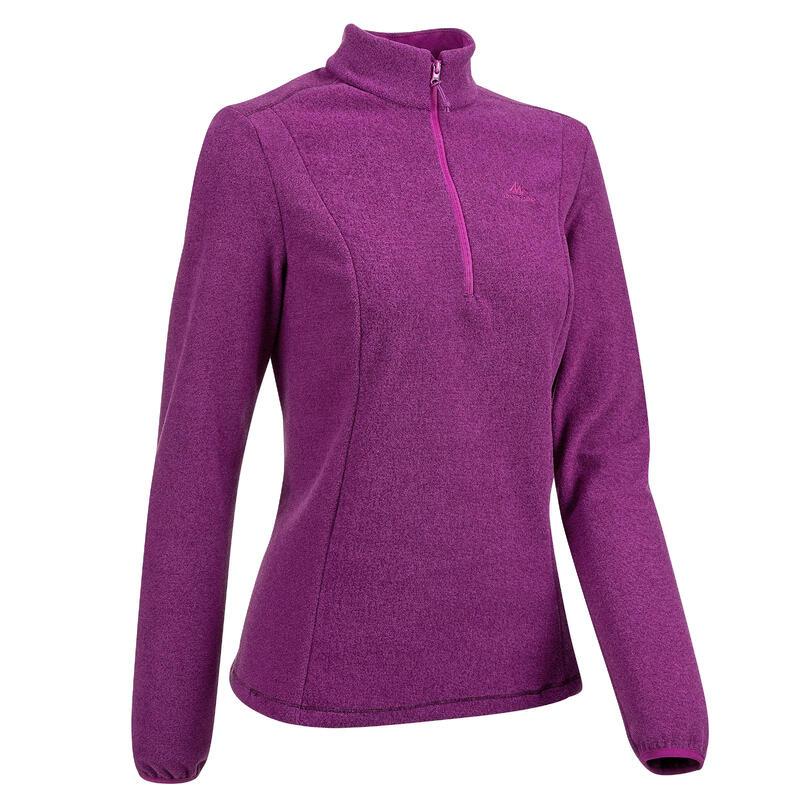 Women's Mountain Walking Fleece - MH100