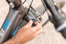 Afinar a suspensão da bicicleta BTT ROCKRIDER ST 100