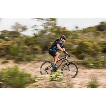 "Mountainbike 27,5"" Rockrider ST 100 grau"