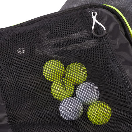 Golf Travel Rolling Cover Bag - Dark Grey