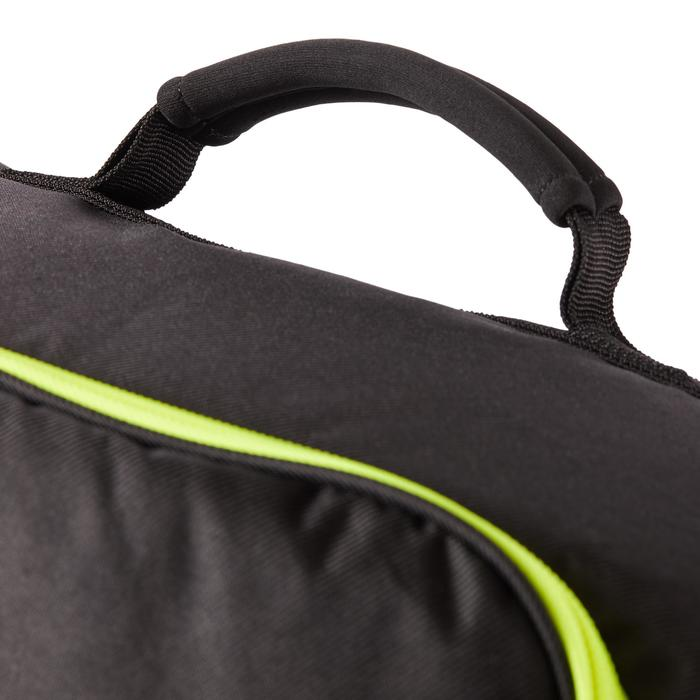 Golf Travelcover mit Rollen für die Golftasche dunkelgrau