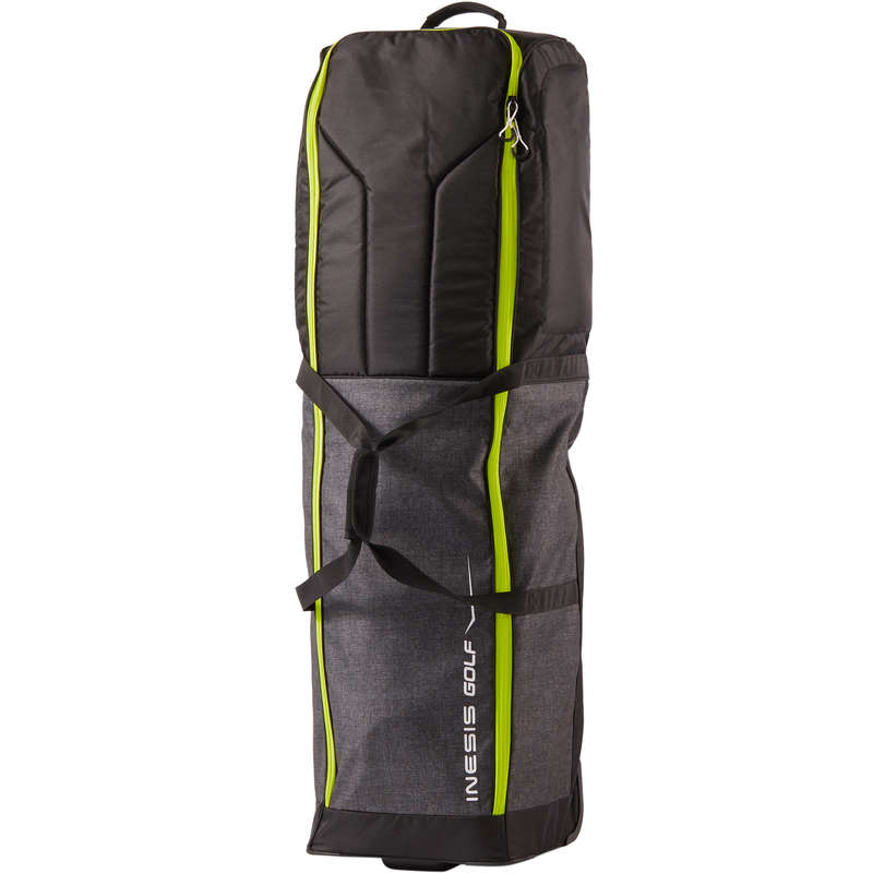 TRAVEL GOLF BAGS Golf - Travel Rolling Cover Bag INESIS - Golf