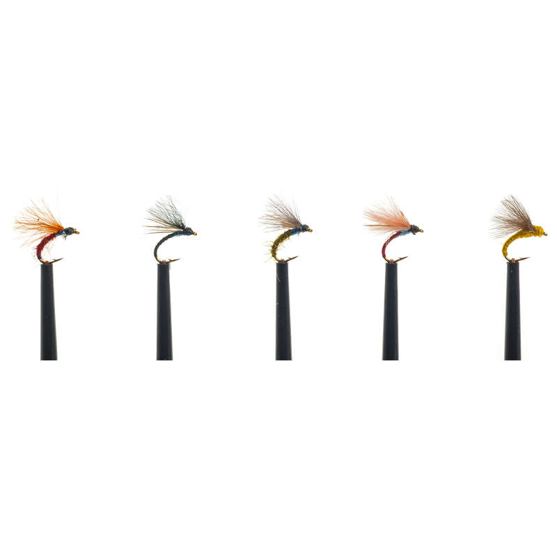 FLYING FISHING - FLY PACK x5 CDC EMERGERS LE MOULIN DE GEMAGES