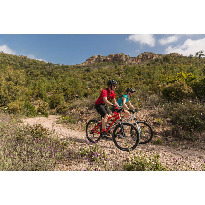 "Mountainbike ST 100 U-Fit 27,5"" rot"