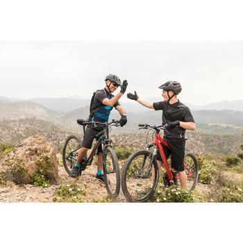 Mountainbike-Shorts ST 100 MTB Herren schwarz