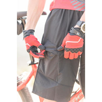 ST 100 Mountain Bike Shorts - Black