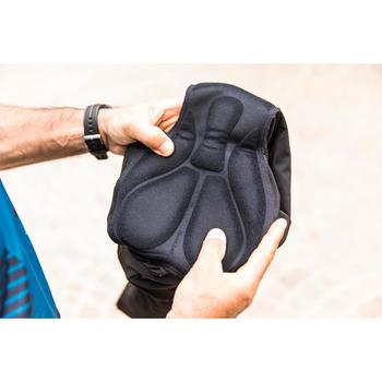 Mountainbike-Shorts 100 MTB Herren blau