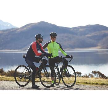 Fahrrad-Beinlinge Rennrad RR 900 schwarz für kaltes Wetter