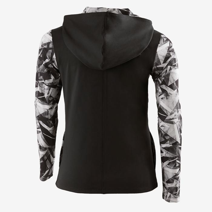 Veste zippée capuche Gym Energy fille - 1502071