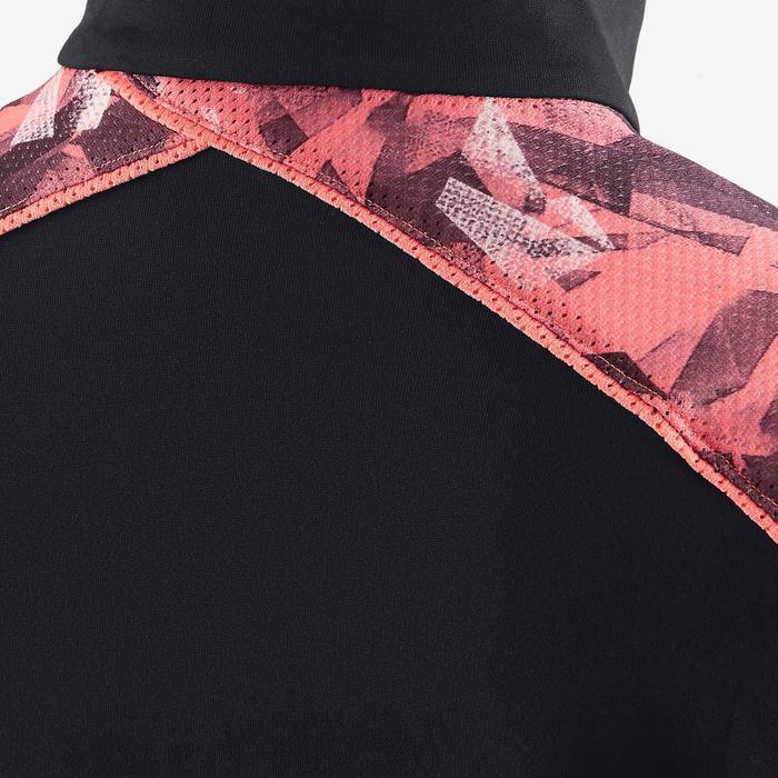 Veste S900 Gym fille imprimé noir